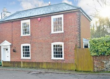 Thumbnail 3 bed semi-detached house for sale in The Street, Eythorne, Dover, Kent