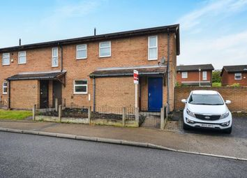 Thumbnail 2 bedroom end terrace house for sale in Saxby Drive, Mansfield, Nottinghamshire