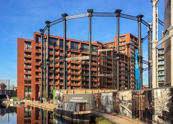 Thumbnail 2 bed flat to rent in Tapestry Apartments, Canal Reach, Kings Cross
