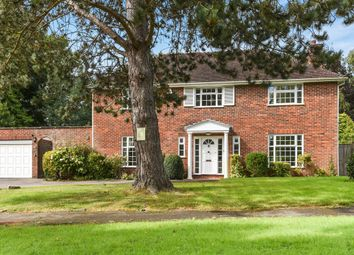 Thumbnail 4 bed detached house to rent in Hither Chantlers, Langton Green, Tunbridge Wells