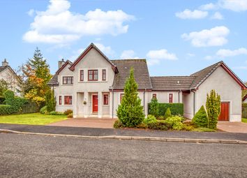 Thumbnail 3 bedroom detached house for sale in Colt Gardens, Muirton, Auchterarder