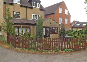 Thumbnail 3 bedroom flat for sale in Stevenage Road, Knebworth, Hertfordshire