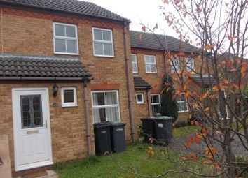 Thumbnail 2 bed semi-detached house to rent in Gloucester Close, Bracebridge Heath, Lincoln