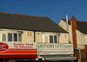 Thumbnail 1 bed flat to rent in Yarborough Road, Grimsby