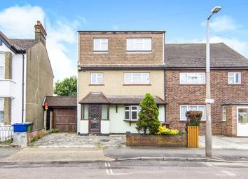 Thumbnail 6 bedroom semi-detached house for sale in Cromwell Road, Grays