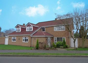 Thumbnail 5 bed detached house for sale in Salisbury Road, Burbage, Hinckley