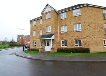 Thumbnail 2 bed flat for sale in Wakelam Drive, Armthorpe, Doncaster