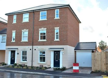 Thumbnail 3 bed semi-detached house for sale in Woodlands Park, Great Dunmow, Essex