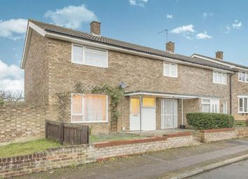 Thumbnail 3 bed end terrace house for sale in Briardale, Stevenage, Hertfordshire, England