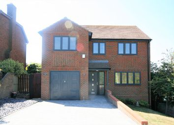 Thumbnail 4 bed detached house for sale in Sexburga Drive, Minster On Sea, Sheerness