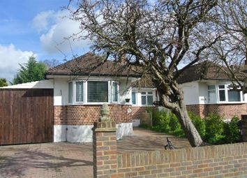 Thumbnail 3 bed bungalow for sale in Elm Close, Horsell, Woking