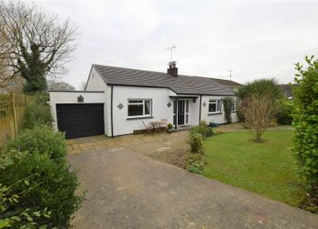 Thumbnail 3 bed detached bungalow for sale in Meadow Park, Treffgarne, Haverfordwest