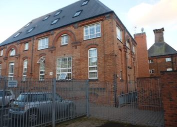Thumbnail 2 bed flat for sale in Burgess Mill, 20 Manchester Street, Derby, Derbyshire