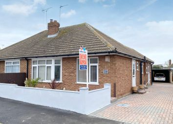 Cliff View Road, Cliffsend, Ramsgate CT12. 2 bed semi-detached bungalow for sale