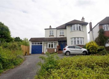 Thumbnail 4 bedroom detached house for sale in Kingswood Road, Bromley