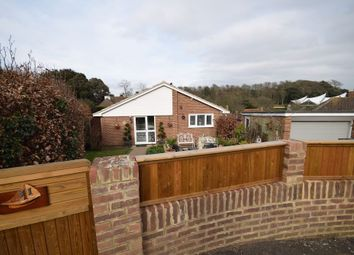 Thumbnail 3 bed bungalow for sale in Bybrook Field, Sandgate, Folkestone