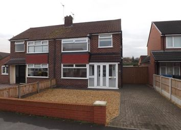 Thumbnail 3 bed semi-detached house for sale in Pelham Road, Thelwall, Warrington, Cheshire