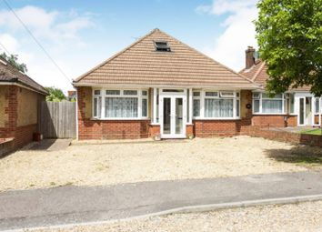 Thumbnail 3 bed detached bungalow for sale in Gladstone Road, Sholing, Southampton, Hampshire