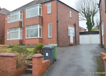 Thumbnail 2 bed semi-detached house to rent in Buxted Road, Oldham