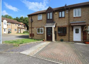 Thumbnail 2 bedroom terraced house for sale in Fuller Close, Willowbrook, Swindon