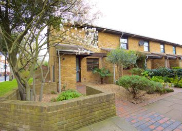 Thumbnail 2 bed end terrace house for sale in Normanby Close, London