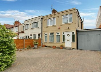 Thumbnail 3 bed end terrace house for sale in Langdale Gardens, Perivale, Greenford