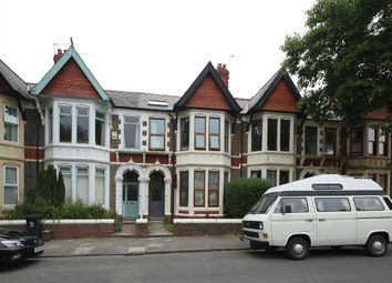 Thumbnail 2 bed flat for sale in Kimberley Road, Roath, Cardiff