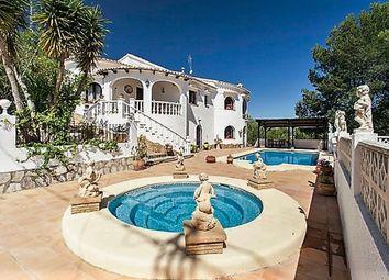 Thumbnail 4 bed villa for sale in Spain, Valencia, Alicante, Parcent