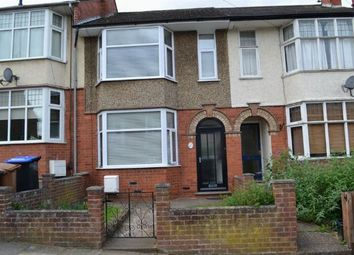Thumbnail 2 bed terraced house for sale in Murray Avenue, Kingsley, Northampton