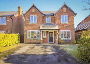 Thumbnail 4 bed detached house for sale in Pendle Drive, Whalley, Clitheroe
