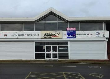 Thumbnail Light industrial to let in Former Regency Premises, Mannaberg Way, Scunthorpe, North Lincolnshire