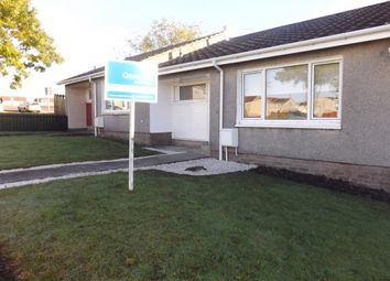 Thumbnail 1 bed semi-detached bungalow to rent in Lorraine Road, Caldercruix, Airdrie