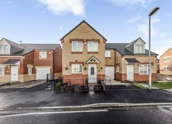 Thumbnail 3 bed semi-detached house for sale in Dormand Court, Wingate, Durham