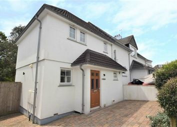 Thumbnail 2 bed semi-detached house for sale in Grovehill Crescent, Falmouth