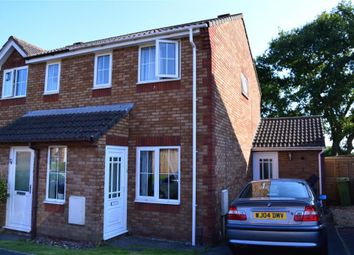 Thumbnail 2 bedroom semi-detached house to rent in Woodmere Way, Kingsteignton, Newton Abbot, Devon