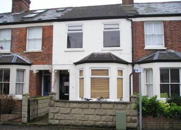 Thumbnail 4 bedroom terraced house to rent in Hill View Road, Oxford