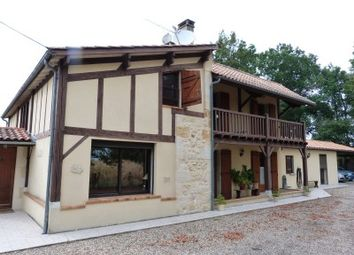 Thumbnail 4 bed property for sale in Casteljaloux, Lot-Et-Garonne, France