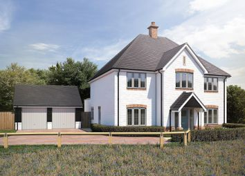 Thumbnail 5 bed detached house for sale in Odiham Road, Riseley