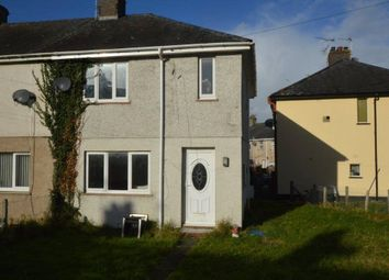 Thumbnail 3 bed end terrace house for sale in Brynheulog, Tywyn, Gwynedd