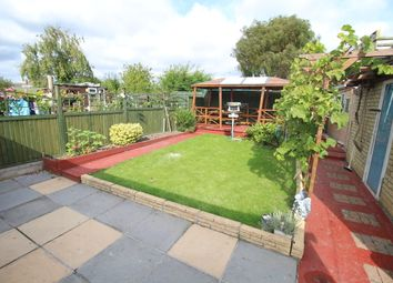 Thumbnail 2 bed bungalow for sale in Aragon Close, Jaywick, Clacton-On-Sea