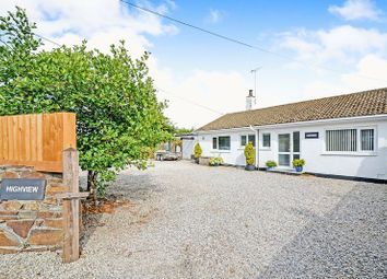 Thumbnail 3 bed bungalow for sale in Goonamarris, St. Stephen, St. Austell