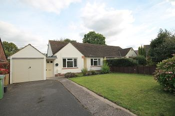 Thumbnail 2 bed semi-detached bungalow to rent in Beckford Close, Warminster