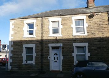 Thumbnail 5 bed end terrace house for sale in Leazes Street, Amble, Morpeth