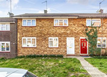 Thumbnail 2 bed terraced house for sale in Elmshurst Crescent, East Finchley, London