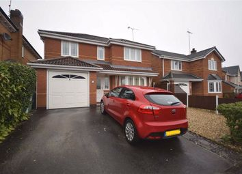 Thumbnail 4 bed detached house for sale in Gregorys Way, Belper
