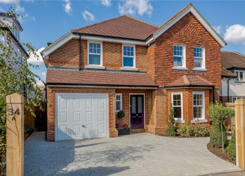 Thumbnail 5 bed detached house for sale in The Close, Harpenden, Hertfordshire
