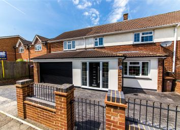 Thumbnail 4 bed semi-detached house for sale in Valley View Road, Rochester, Kent