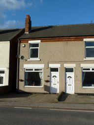 Thumbnail 2 bed semi-detached house for sale in Williamthorpe Road, North Wingfield, Derbyshire