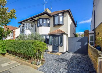 Holyrood Drive, Westcliff-On-Sea, Essex SS0. 3 bed semi-detached house