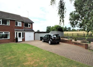 Thumbnail 5 bed semi-detached house for sale in Flower Road, Stratford-Upon-Avon